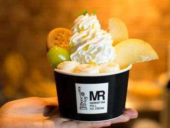 《岡山市/MANHATTAN ROLL ICE CREAM》'19年8月OPEN! NYで人気のロールアイス専門店が初上陸!