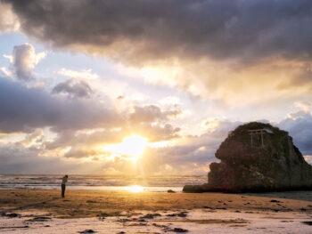 《オトナ女子のための冬のリフレッシュキャンプ》五感で巡る日が沈む聖地出雲の旅 「新たな年と新しい私に祈りを込めて」。