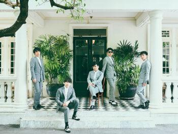 《ゴスペラーズ》25周年をむかえた、日本を代表するアカペラボーカルユニットが倉敷へ。