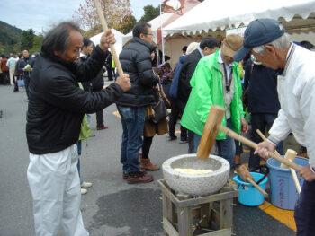 《みやま公園まつり・たまの雑穀フェスタ》食べて!遊んで!楽しもう! 「食」と「体験」がテーマの交流イベント開催。