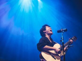 《尾崎裕哉》過去最多となる全国18カ所ライブツアー敢行。OZAKIが岡山降臨!