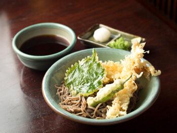 《倉敷市/あずみ》大原總一郎が愛した信州蕎麦を、倉敷美観地区で味わって。