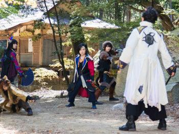 《映画「桃源郷ラビリンス」上映開始!》岡山市内各所で撮影された、話題の「エンターテインメント映画」がいよいよ公開!