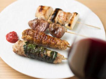 《岡山市/TORIBU》'19年6月OPEN!本格炭火焼きとワインを堪能できる話題の店。