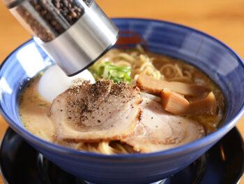 《倉敷市/麺屋 吾麺房》'19年11月OPEN! 北海道産小麦100%の自家製麺に絡む、魚介&豚骨の強烈なうま味にもん絶!