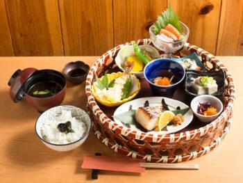 《岡山市/創作和食Gerne essen》'19年10月OPEN! 約30品目を使った創作和食ランチを。