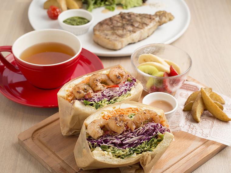 《岡山市/KNOT Tea&Farm Kitchen》'19年10月オープン! ブランチ岡山北長瀬スリランカの高級紅茶が味わえる!