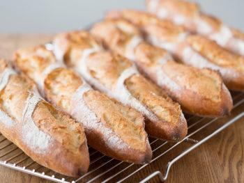 《和気町/BSベーカリー》'19年10月オープン! 岡山県産小麦を使用したバゲットが人気のパン屋さん
