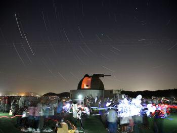 《倉敷科学センター天体観望会》口径50センチ反射望遠鏡や中小望遠鏡を使って、冬の星座を観測しよう!