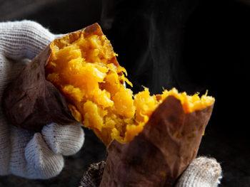 《津山市/松尾農園》サツマイモ農家が手がける「安納芋」を使った、極上の焼き芋を堪能!