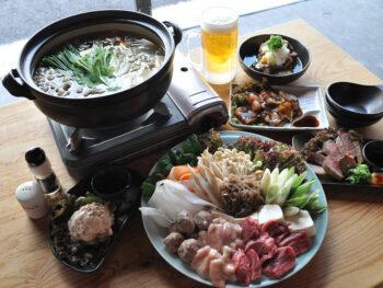 《なべまつり》津山を代表する「そずり鍋」など作州のうまい鍋を、この冬しっかり堪能しよう!