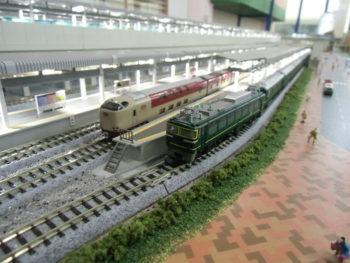 《倉敷市/サンフラワー 鉄道ジオラマ館》中四国最大級の規模を誇る「鉄道ジオラマ」が誕生!