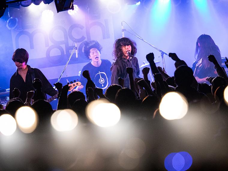 《machioto》岡山市内5つのライブハウスを舞台に、次世代を担う約40組が登場するサーキットイベント。