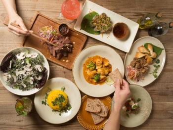 《岡山市/OKCurry SPICE KITCHEN》人気カレー店が移転。創作スパイス料理も楽しめるように。