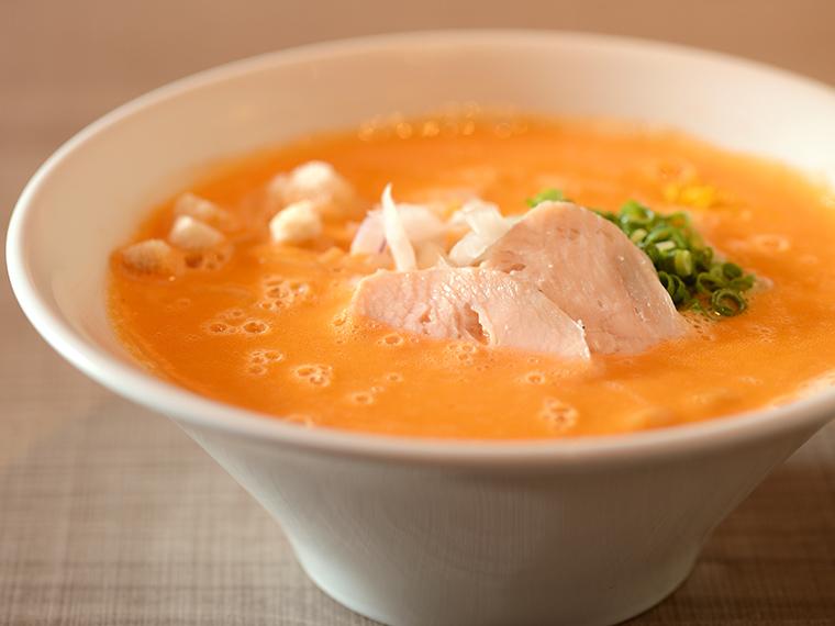 《岡山市/麺屋 はやぶさ 岡山駅前店》'19年12月オープン! ラーメンの常識を覆す「洋風ラーメン」の店が岡山に初上陸。