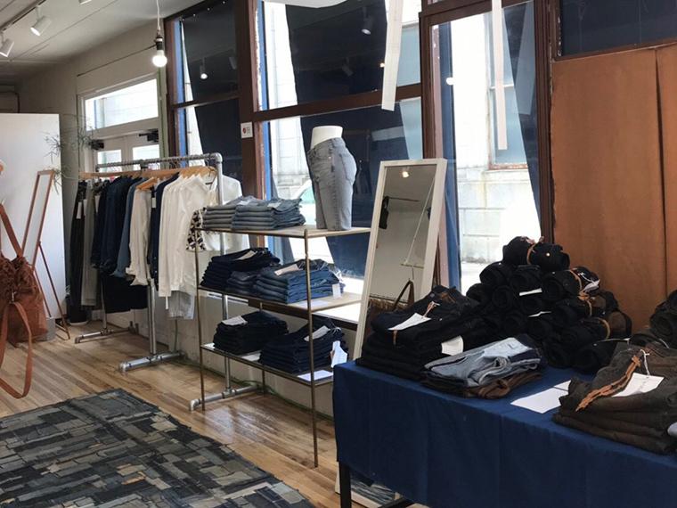 《優良受賞店紹介その2》世界に誇る児島ジーンズを、すべて自社企画で製造販売。倉敷市児島の『Denim Closet』。