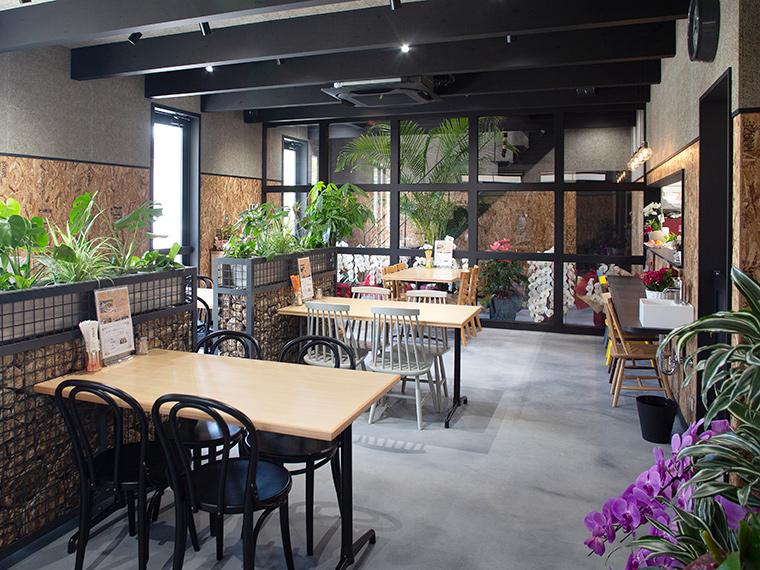 《瀬戸内市/オサフネ珈琲》'21年5月OPEN! おしゃれ&スタイリッシュな空間で味わう、ボリューム満点の手作り料理。