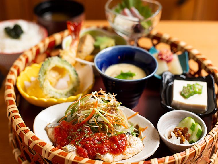 《岡山市/Gerne essen》一品一品に込められた、和食に忠実な仕事と創作性。