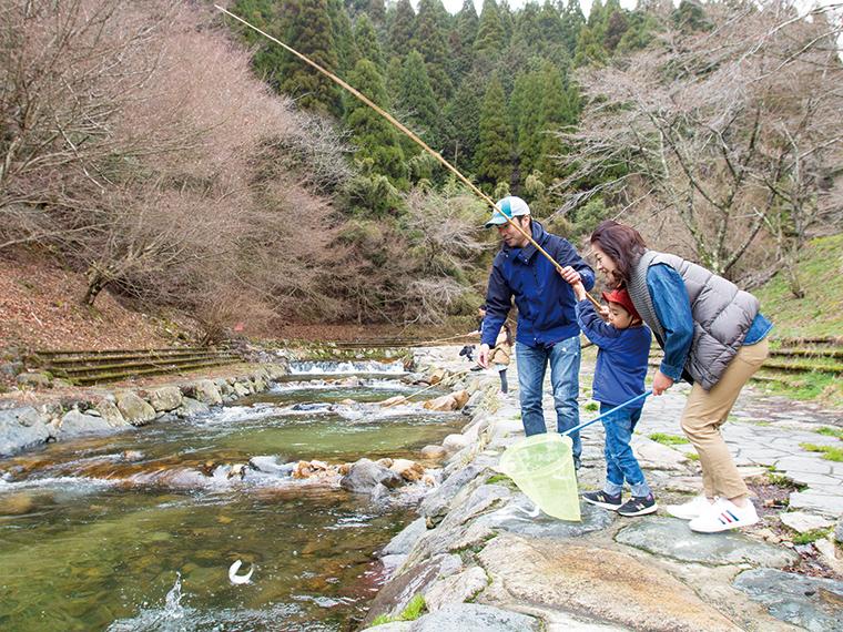釣り 渓流